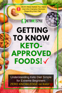 foods allowed to eat in keto diet