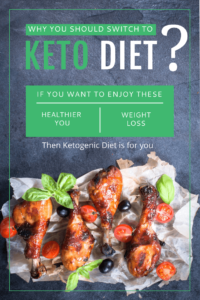 Why switch to Ketogenic diet and if you are a.total beginners, why choose ketogenic diet? The reason for the change is more than just weight loss. Read post to find out more
